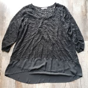Maurices All Over Lace Top